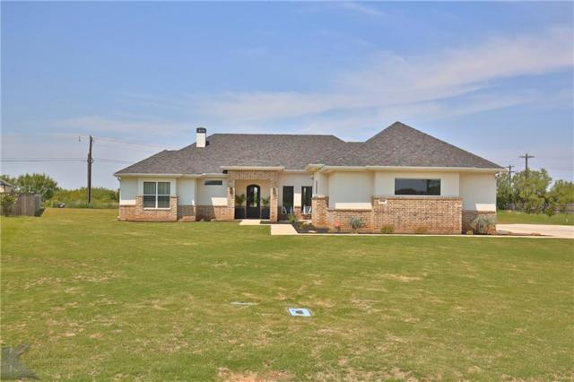 218 Angie Lane, Abilene, TX 79602 (MLS #14019358) :: RE/MAX Town & Country