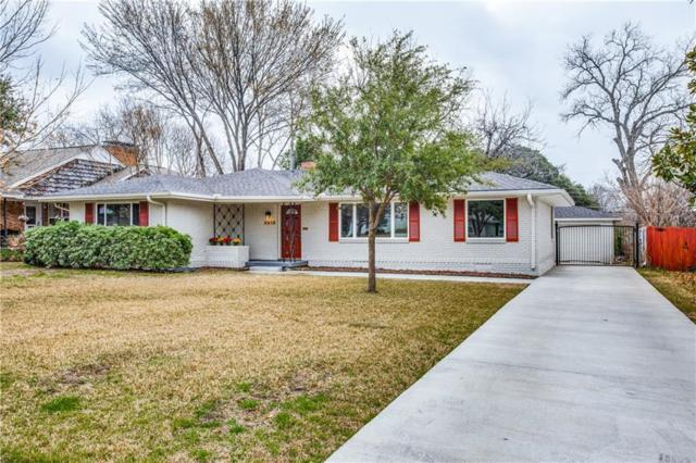 3616 Waldorf Drive, Dallas, TX 75229 (MLS #14019432) :: The Good Home Team