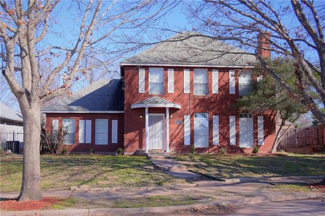 1412 Westin Court, Lancaster, TX 75134 (MLS #14019436) :: The Hornburg Real Estate Group