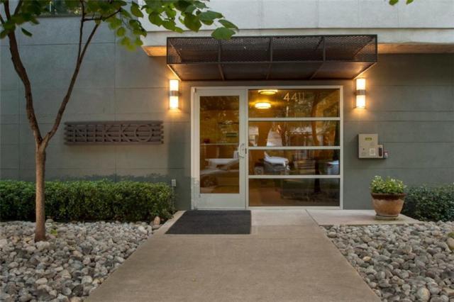 4411 Bowser Avenue #205, Dallas, TX 75219 (MLS #14019509) :: The Heyl Group at Keller Williams