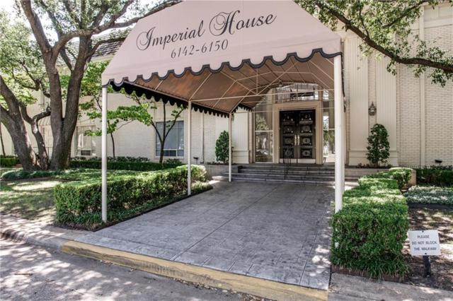 6146 Averill Way 105E, Dallas, TX 75225 (MLS #14019535) :: The Rhodes Team