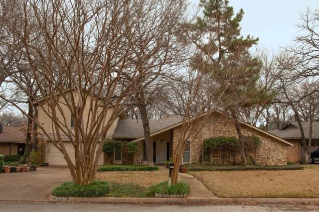 4805 Cheyenne Court, Arlington, TX 76013 (MLS #14019630) :: The Hornburg Real Estate Group