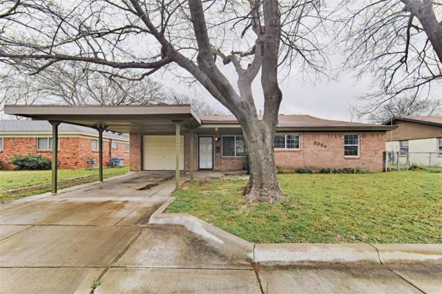 2024 Glenhaven Drive, Haltom City, TX 76117 (MLS #14019662) :: Kimberly Davis & Associates
