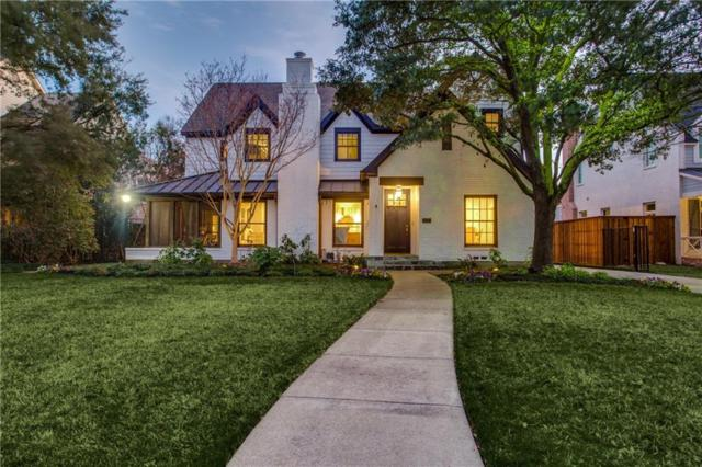 3837 Villanova Street, University Park, TX 75225 (MLS #14019667) :: North Texas Team | RE/MAX Lifestyle Property