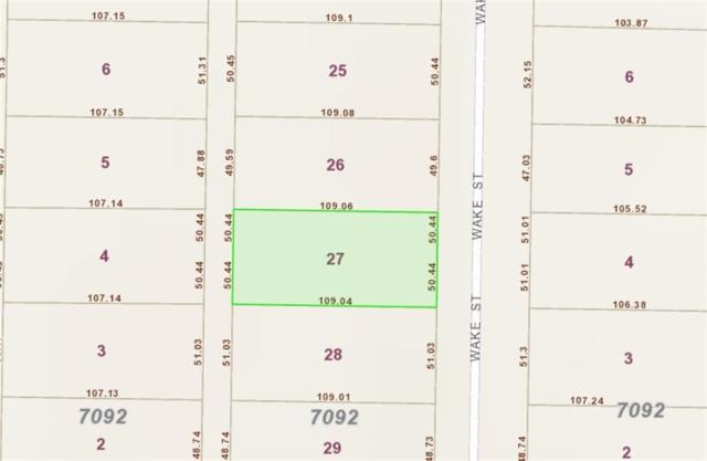 3215 Wake Street, Dallas, TX 75212 (MLS #14019671) :: The Heyl Group at Keller Williams