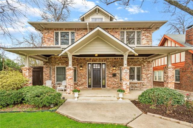 5727 Belmont Avenue, Dallas, TX 75206 (MLS #14019699) :: RE/MAX Landmark