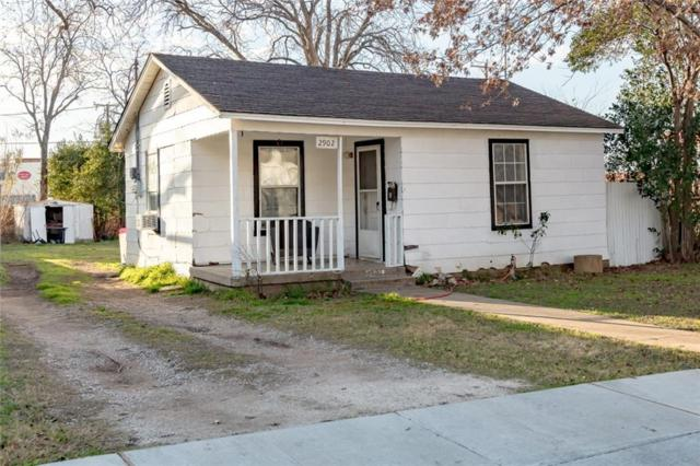 2902 8th Avenue, Fort Worth, TX 76110 (MLS #14019735) :: Kimberly Davis & Associates