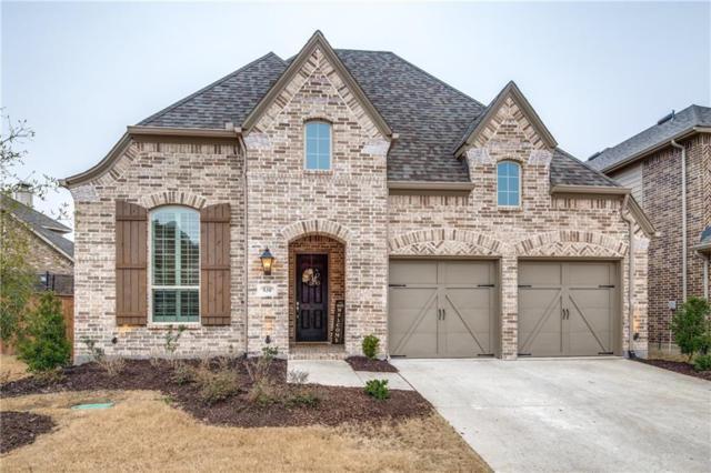 830 Underwood Lane, Celina, TX 75009 (MLS #14019753) :: Roberts Real Estate Group