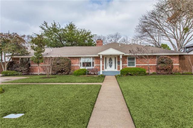 5523 Boca Raton Drive, Dallas, TX 75230 (MLS #14019762) :: Robbins Real Estate Group
