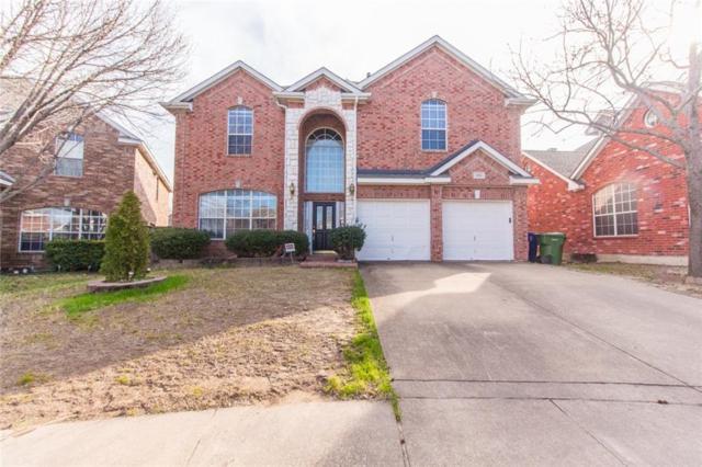 2514 Bison Court, Garland, TX 75044 (MLS #14019790) :: RE/MAX Landmark