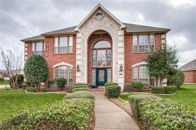 2302 Hillside Drive, Rowlett, TX 75088 (MLS #14019830) :: Kimberly Davis & Associates