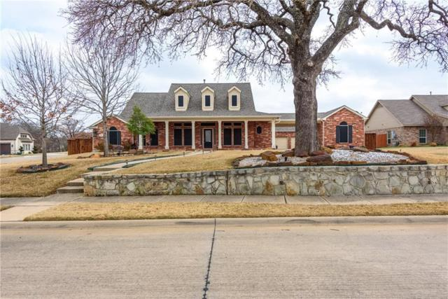4801 Crossvine, Denton, TX 76208 (MLS #14019883) :: Real Estate By Design