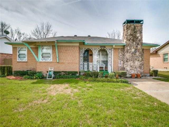 2736 Maple Drive, Garland, TX 75042 (MLS #14019915) :: RE/MAX Town & Country