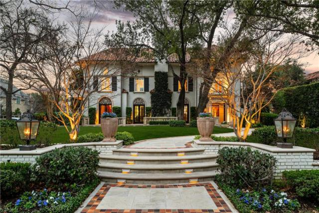 3601 Beverly Drive, Highland Park, TX 75205 (MLS #14019932) :: NewHomePrograms.com LLC