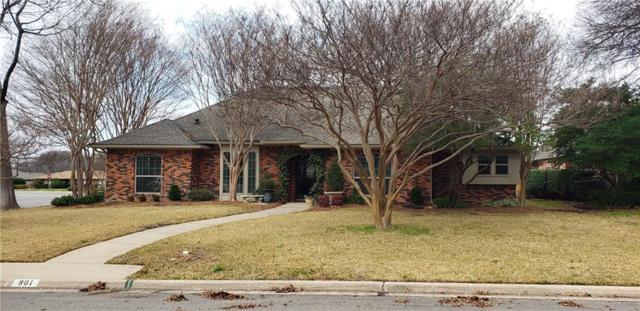 901 Autumn Lake Drive, Allen, TX 75002 (MLS #14019934) :: RE/MAX Landmark