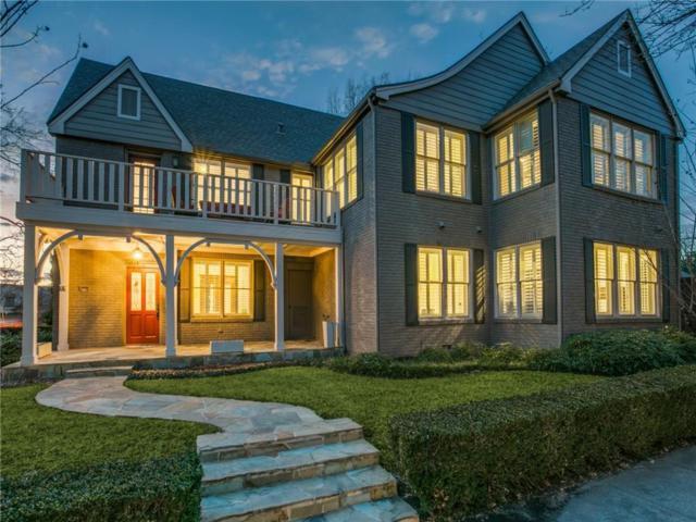 4033 Wycliff Avenue, Dallas, TX 75219 (MLS #14019945) :: Kimberly Davis & Associates
