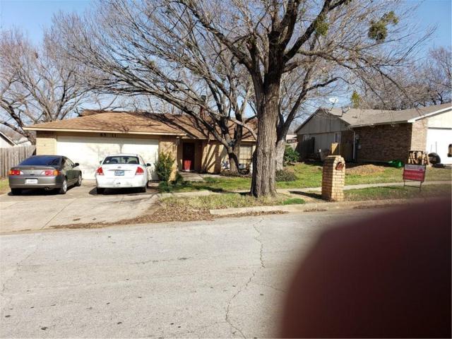 6511 Greenspring Drive, Arlington, TX 76016 (MLS #14019970) :: Frankie Arthur Real Estate