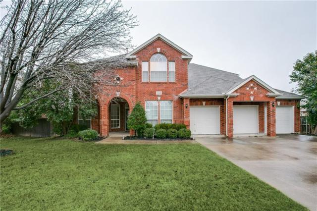 2448 Pebblebrook Court, Grand Prairie, TX 75050 (MLS #14019980) :: The Good Home Team