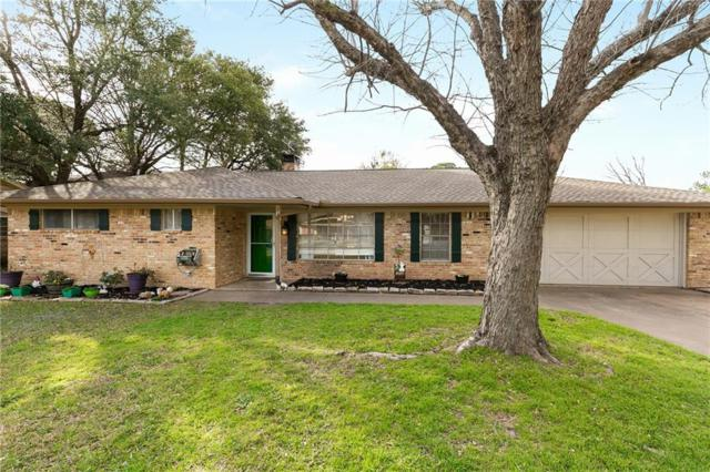 213 W Pleasantview Drive, Hurst, TX 76054 (MLS #14020001) :: The Chad Smith Team