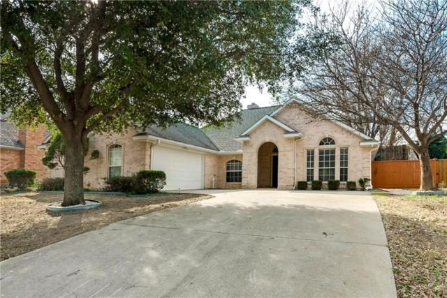 5509 Greenview Court, North Richland Hills, TX 76148 (MLS #14020056) :: RE/MAX Town & Country