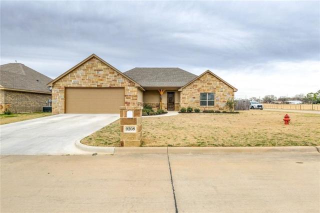 9208 Parkview Circle, Tolar, TX 76476 (MLS #14020120) :: RE/MAX Town & Country