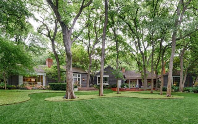 9779 Audubon Place, Dallas, TX 75220 (MLS #14020155) :: Kimberly Davis & Associates