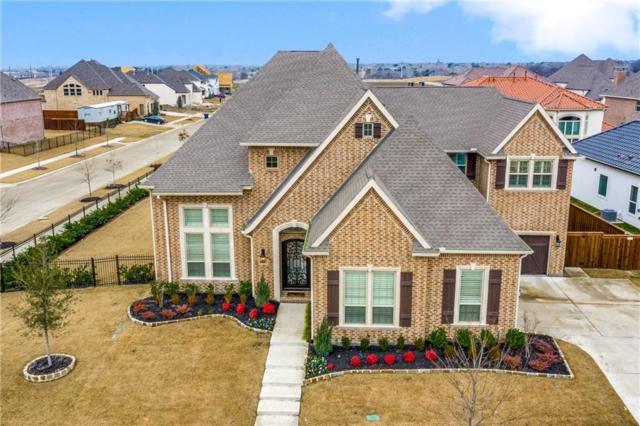 7121 Calypso Lane, Frisco, TX 75036 (MLS #14020242) :: Kimberly Davis & Associates