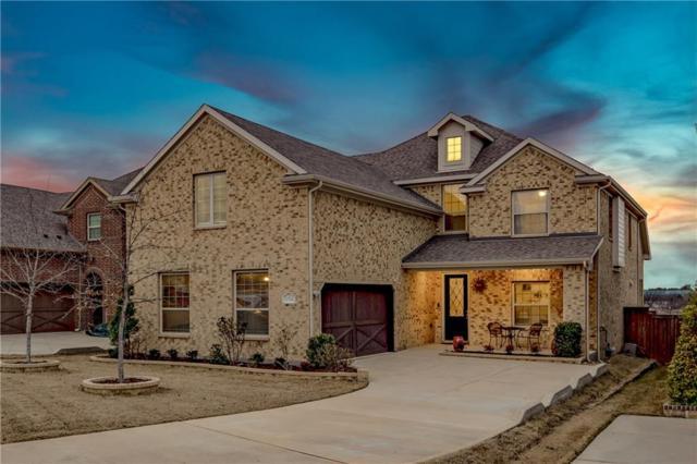 1736 Hickory Chase Circle, Keller, TX 76248 (MLS #14020256) :: Kimberly Davis & Associates