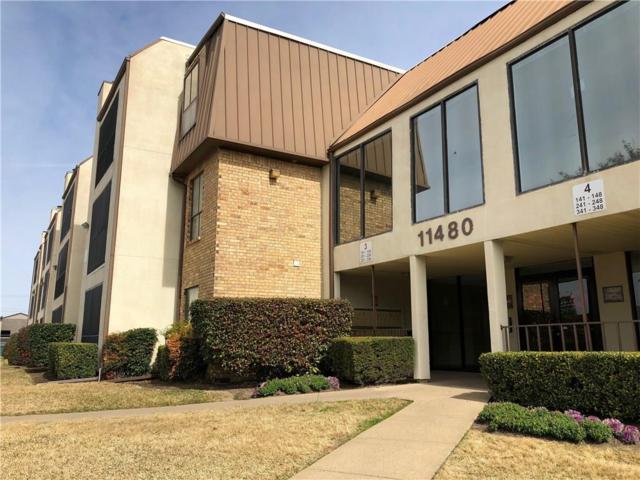 11480 Audelia Road #235, Dallas, TX 75243 (MLS #14020323) :: The Rhodes Team