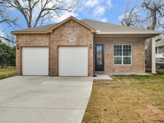 5309 Libbey Avenue, Fort Worth, TX 76107 (MLS #14020376) :: The Chad Smith Team