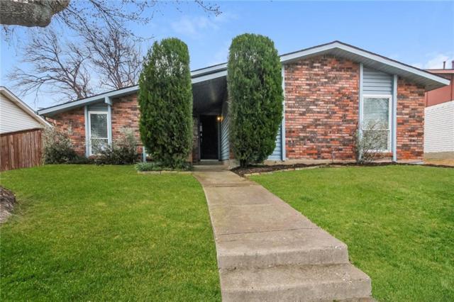 4709 Crawford Drive, The Colony, TX 75056 (MLS #14020383) :: Kimberly Davis & Associates