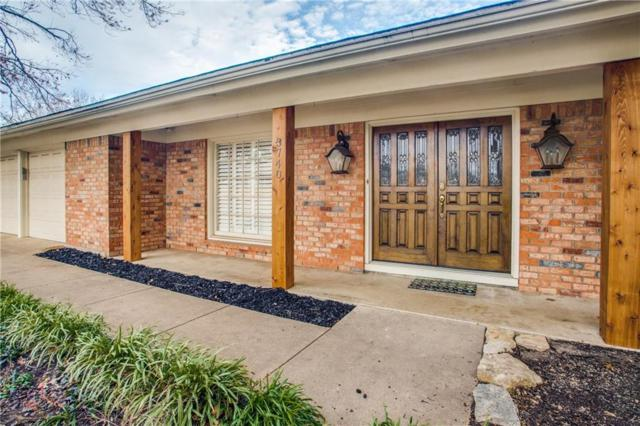 3740 Arborlawn Drive, Fort Worth, TX 76109 (MLS #14020385) :: Frankie Arthur Real Estate