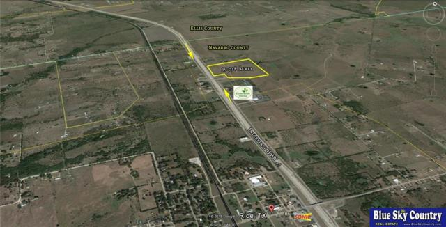 40 AC Interstate 45 Highway, Rice, TX 75155 (MLS #14020422) :: The Kimberly Davis Group