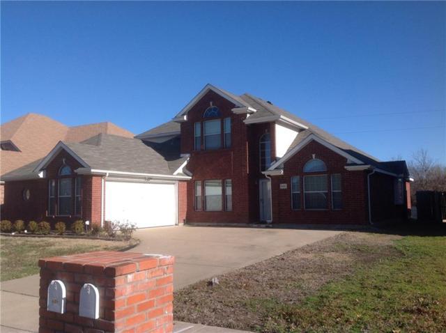 605 Bristlecone Drive, Arlington, TX 76018 (MLS #14020471) :: Kimberly Davis & Associates