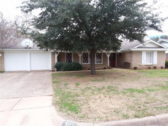 901 Raintree Road, Fort Worth, TX 76103 (MLS #14020473) :: The Hornburg Real Estate Group