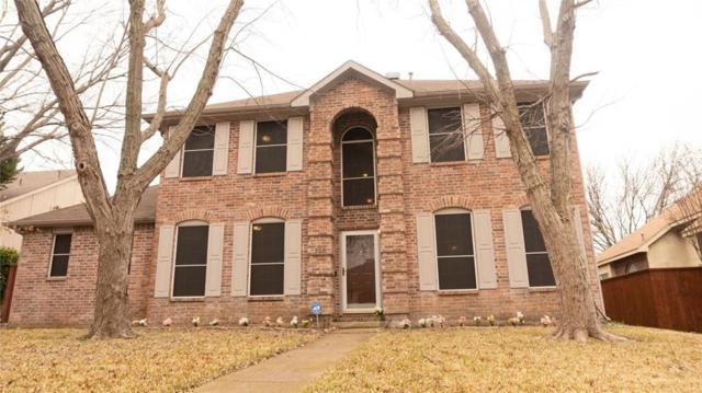 820 Twin Creek Drive, Desoto, TX 75115 (MLS #14020485) :: Kimberly Davis & Associates