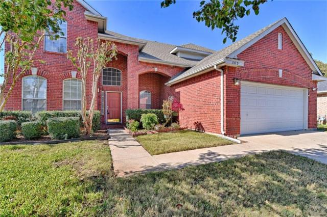 309 Londonderry Lane, Mansfield, TX 76063 (MLS #14020539) :: RE/MAX Town & Country