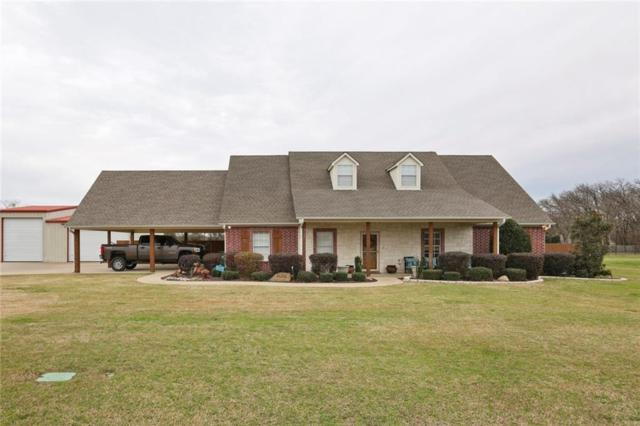 319 Whipporwill Drive, Wills Point, TX 75169 (MLS #14020601) :: Robbins Real Estate Group