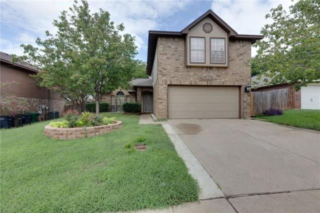 8505 Brushy Creek Trail, Fort Worth, TX 76118 (MLS #14020650) :: Kimberly Davis & Associates