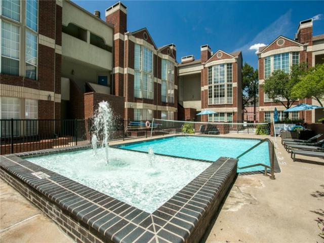 3100 Cole Avenue #201, Dallas, TX 75204 (MLS #14020732) :: The Heyl Group at Keller Williams