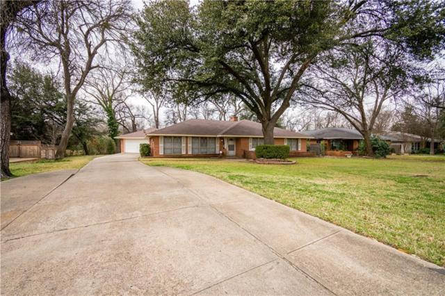2039 Elmwood Boulevard, Dallas, TX 75224 (MLS #14020743) :: Kimberly Davis & Associates
