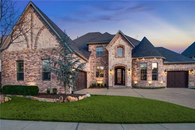 412 Bastrop Drive, Allen, TX 75013 (MLS #14020757) :: Kimberly Davis & Associates