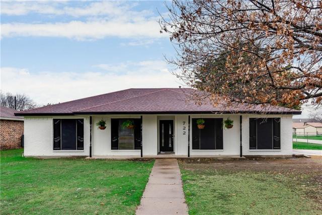 722 Marigold Drive, Cedar Hill, TX 75104 (MLS #14020803) :: Kimberly Davis & Associates