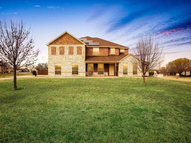 101 Goff Drive, Fate, TX 75189 (MLS #14020813) :: RE/MAX Landmark