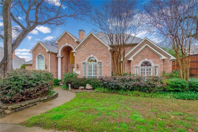 124 Dickens Drive, Coppell, TX 75019 (MLS #14020816) :: The Rhodes Team