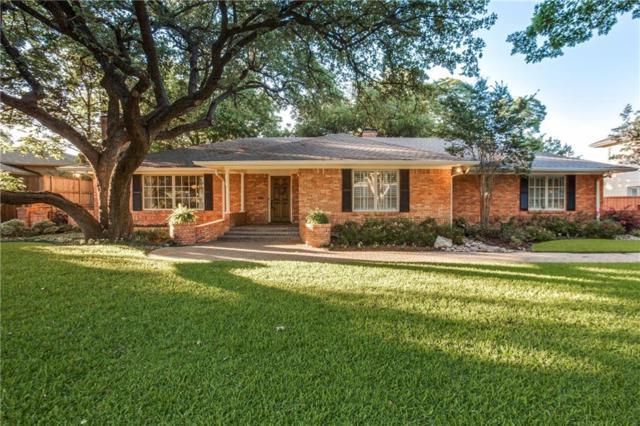6141 Yorkshire Drive, Dallas, TX 75230 (MLS #14020877) :: Robbins Real Estate Group