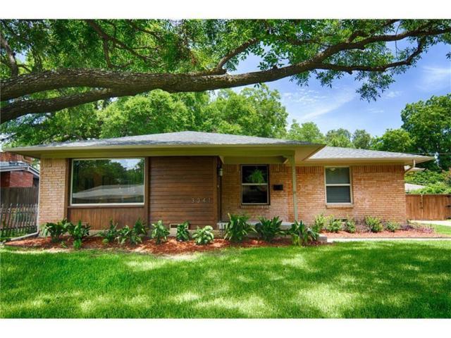 3341 Darvany Drive, Dallas, TX 75220 (MLS #14020931) :: Baldree Home Team