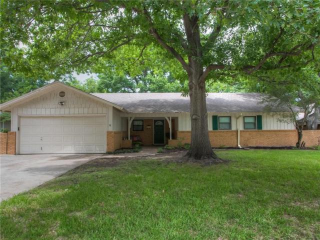 4116 Bilglade Road, Fort Worth, TX 76109 (MLS #14021051) :: Kimberly Davis & Associates