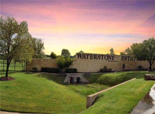 A7 Waterstone Estates Drive, Mckinney, TX 75071 (MLS #14021057) :: Robbins Real Estate Group