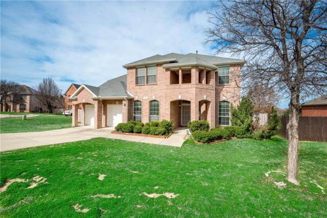 2456 Pebble Brook Court, Grand Prairie, TX 75050 (MLS #14021120) :: The Hornburg Real Estate Group